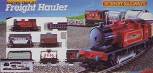 Freight Hauler Train Set