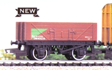 B.R. Engineering Open Wagon