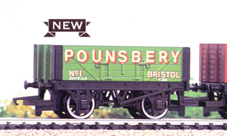 Pounsbery Open Wagon