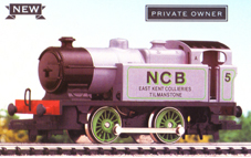 NCB 0-4-0T Locomotive