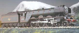 Class A3 Locomotive - Pretty Polly