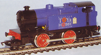 BTHA 0-4-0T Locomotive