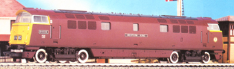 Western Class 52 Diesel Hydraulic Locomotive - Western King