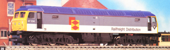 Class 47 Co-Co Locomotive - Tunnel