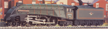 Class A4 Locomotive - Dominion of Canada