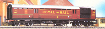L.M.S. Operating Royal Mail Coach