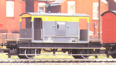 B.R. 20 Ton Goods Brake Van (Engineering)