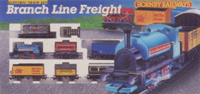Branch Line Freight Train Set