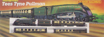 Tees Tyne Pullman Train Set