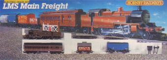 L.M.S. Main Freight Train Set