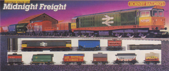 Midnight Freight Train Set