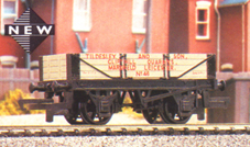 Tildsley & Son Of Leicester 4 Plank Wagon