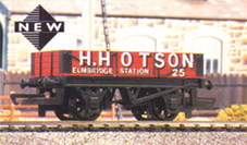 H. Hotson of Elmbridge 4 Plank Wagon