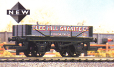 Clee Hill Granite Of Ludlow 4 Plank Wagon