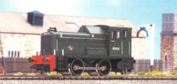 Class 06 Diesel Mechanical Shunter - Barclay