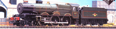 King Class Locomotive - King George II