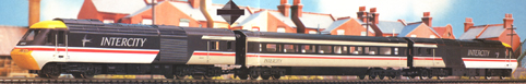 B.R. Class 43 Inter-City 125 Train Pack