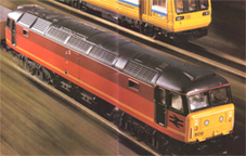 Class 47 Co-Co Diesel Locomotive