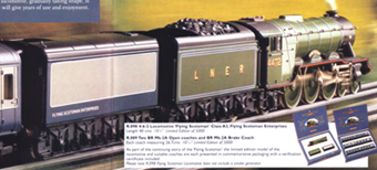 Class A3 Locomotive - Flying Scotsman Enterprises - Flying Scotsman