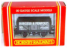 Burgess & Penfold Open Wagon