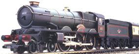 King Class Locomotive - King Charles I