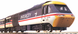 Class 253 HST Power And Dummy Power Car  - Intercity