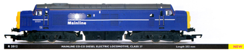 Class 37 Diesel Electric Locomotive