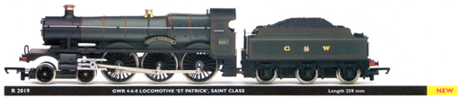 Saint Class Locomotive - Saint Patrick