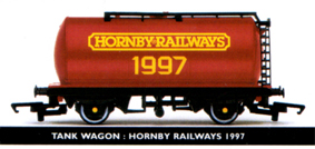 Hornby Railways 1997 Tank Wagon