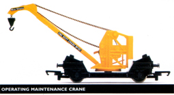 Operating Maintenance Crane