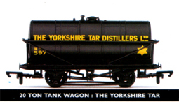 The Yorkshire Tar Distillers 20 Ton Tank Wagon