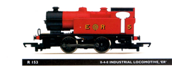 0-4-0 Industrial Locomotive - ER