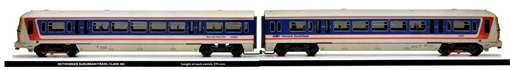 Networker Suburban Train - Class 466