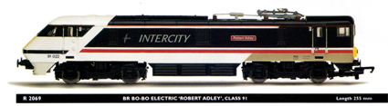 Class 91 Electric Locomotive - Robert Adley
