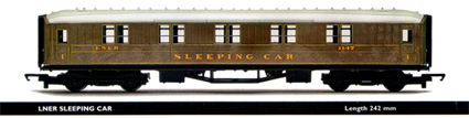 L.N.E.R. Sleeping Car