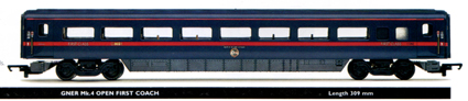 GNER Mk.4 Open First Coach
