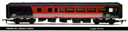 Virgin Mk.2 Brake Coach