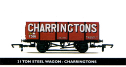 Charringtons 21 Ton Steel Wagon