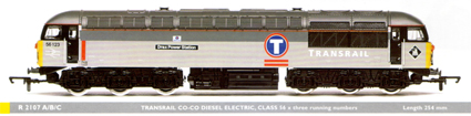 Class 56 Diesel Electric Locomotive - Drax Power Station