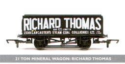 Richard Thomas 21 Ton Mineral Wagon