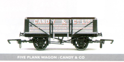Candy & Co Ltd 5 Plank Wagon