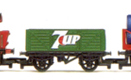 7 Up 7 Plank Wagon