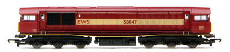Class 58 Diesel Electric Locomotive