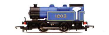 Caledonian Railway 0-4-0 Locomotive