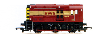Class 08 Diesel Electric Shunter