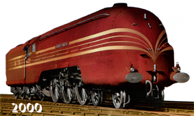 Coronation Class Locomotive - Duchess Of Hamilton