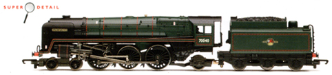 Class 7MT Locomotive - Clive Of India