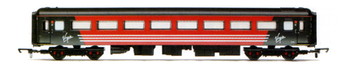 Virgin Mk.2 Open Standard Coach