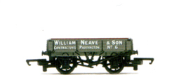 William Neave & Son 3 Plank Wagon