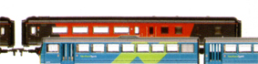 Virgin Mk.2d Brake Coach